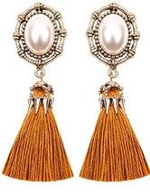 Italy Famous People Earrings cotton Fashion Earrings for women - $15.99
