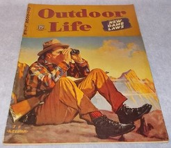 Outdoor Life Sporting Magazine September 1945 Back Issue J.F Kernan  Fis... - $9.95