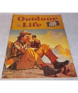 Outdoor Life Sporting Magazine September 1945 Back Issue J.F Kernan  Fis... - $9.95