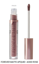RK BY RUBY KISSES FOREVER MATTE LIQUID LIPSTICK 'RFML06' HUNNY BUNNY - $1.83