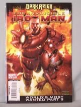 Marvel 16 Dark Reign The Invincible Iron Man part 9 Fraction Larroca D'A... - $2.53