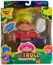 VTG 2001 ANNIE O KLEE Totally TROLL DOLL Playmates Series 1 CIB NEVER OP... - $21.03