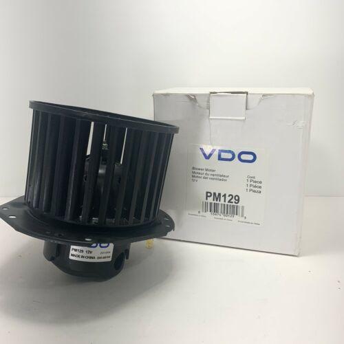 HVAC Blower Motor VDO PM129