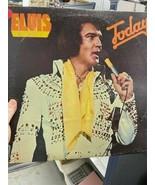 Elvis Today Album - $20.00