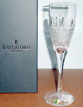 Waterford Irish Lace Champagne Flute New In Box - $49.99