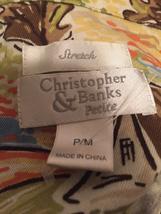Women's Christopher & Banks fall jacket sz Medium petite sec572 - $15.90