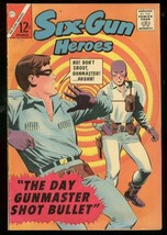 SIX-GUN Heroes #81 1964-CHARLTON-GUNMASTER-SAM Colt FN/VF - $19.40