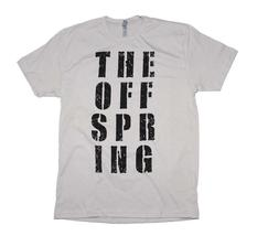 The Offspring Block Letter T-Shirt - $23.98