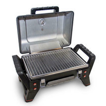 TRU-Infrared™ Grill2Go® Portable 1-Burner Tabletop Propane Gas Grill - £183.30 GBP