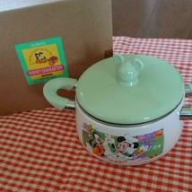 Disney Mickey Goofy Daisy Two-handed Pan Casserole ZOJIRUSHI Japan Mint ... - $77.22