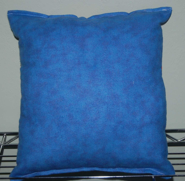 RedBulls Pillow New York Red Bulls Pillow NY RedBull MLS Handmade in USA Pillow