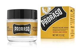 Proraso Moustache Wax, 0.5 Oz image 1