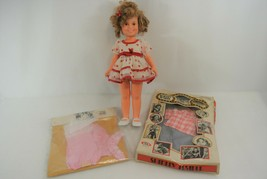 Shirley Temple Vintage Doll & Costume Sets 1972 Ideal 2M-5634 USA Made Rebecca - $67.54