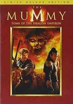 DVD - The Mummy: Tomb of the Dragon Emperor (Two-Disc Deluxe Edition) 2-... - $7.08