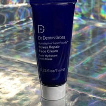 SEALED Dr. Dennis Gross Skincare Stress Repair Cream 7mL Trial