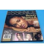 2005 Essence Magazine Beauty Basics & Beyond Jada Pinkett Smith RARE Har... - $17.77