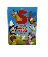 5-Minute Mickey Mouse Stories (5-Minute Stories) Hardcover New - $12.19