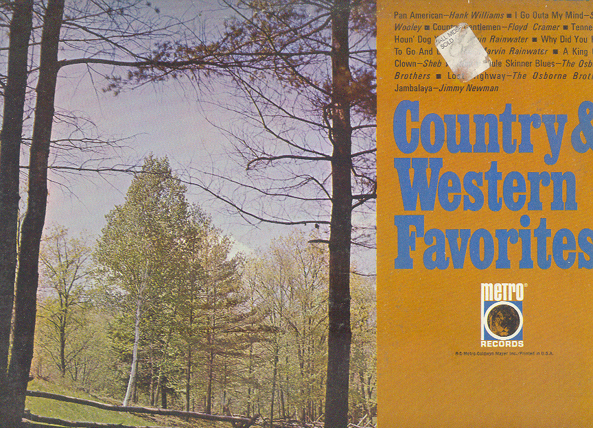 Country   western favorites