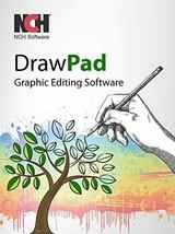 NCH DrawPad Graphic Editor | Windows PC, Mac OSX - $24.99