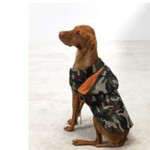 Casual Canine Camo Dog Rain Jackets XS Green - $9.85