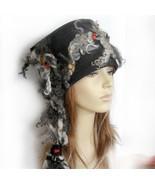 Art For Your Head by DreamWoven - Handmade Art Hat - $245.00