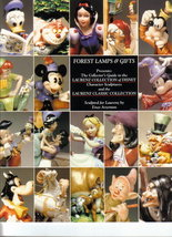 Disney  LAURENZE CAPODIMONTE Collector Guide - $38.83