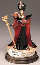Capodimonte Disney Villain Jafar Aladdin - $638.88