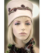 Art For Your Head by DreamWoven - Handmade Art Hat - $285.00