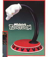 Disney Mickey Mouse hand Ornament holder display - $31.79