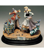 Disney Capodimonte Laurenz Cinderella Dress Figurine - $1,856.93