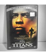 DVD Remember The Titans Denzel Washington 2.35 Widescreen Dolby DTS THX ... - $4.99
