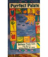 purrfect palate [Spiral-bound] Bethany town cats - $12.32