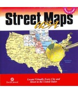Street Maps USA [ Windows XP/95/98/2000/ME/NT 4 ] [CD-ROM] [CD-ROM] - $9.99