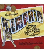 Greetings From Memphis [Audio CD] Kevin Barber & The Lucky Sevens - $16.99