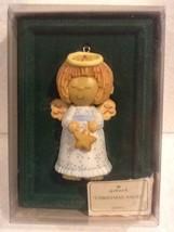 Hallmark Keepsake Ornament - Christmas Angel - Rare! - circa 1980 - QX139-6 - $8.95