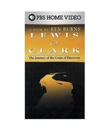 Lewis & Clark - The Journey of the Corps of Discovery [VHS] [VHS Tape] - $4.83