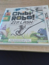 Nintendo 3DS Chibi-Robo! Zip Lash image 1