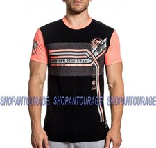 American Fighter Brookside FM8073 Sport Graphic Fashion T-shirt By Affliction - $37.95