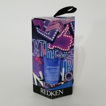 Redken Extreme Shampoo, Conditioner & Control Addict 28 hair spray Travel Set - $15.99