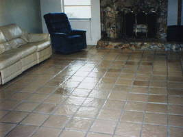 Concrete Sealer Gloss 5 Gal. Cement Tile, Plaster Stone Grout More, Acrylic Base image 2