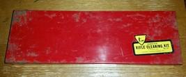 Vintage Outers Gunslick 477 Rifle Cleaning Kit Original metal box - $17.65