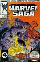 The Marvel Saga: The Official History of the Marvel Universe #23 (Marvel... - $7.99