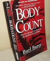 Body Count by Burl Barer Edgar Award True Crime - $3.00
