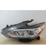 2016 2017 2018 NISSAN ALTIMA DRIVER LH BRIGHT CHROME HEADLIGHT OEM 38 - $286.15