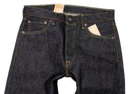 NEW LEVI'S 501 MEN'S ORIGINAL STRAIGHT LEG JEANS BUTTON FLY BLACK 501-0226 image 4