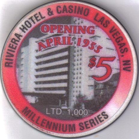 Riviera grand opening