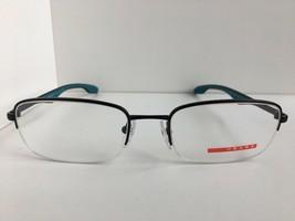 New PRADA Sport VPS 51E VPS51E PDE-1O1 Rx 54mm Men's Eyeglasses Frame Italy - $64.99