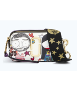 Marc Jacobs ANNA SUI Marc Jacobs Limited Collaboration Snapshot bag Free... - $245.00