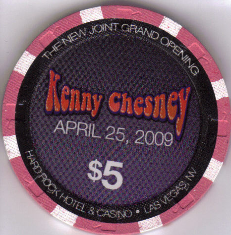 5 kenny chesney hrh chip
