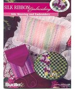 Silk Weaving and Embroidery Book - $6.00